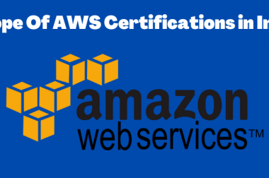 Scope Of AWS Certification in India